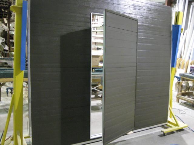 Aluminum Entry Doors 32x74 Aluminum Door Fan Window Lh For