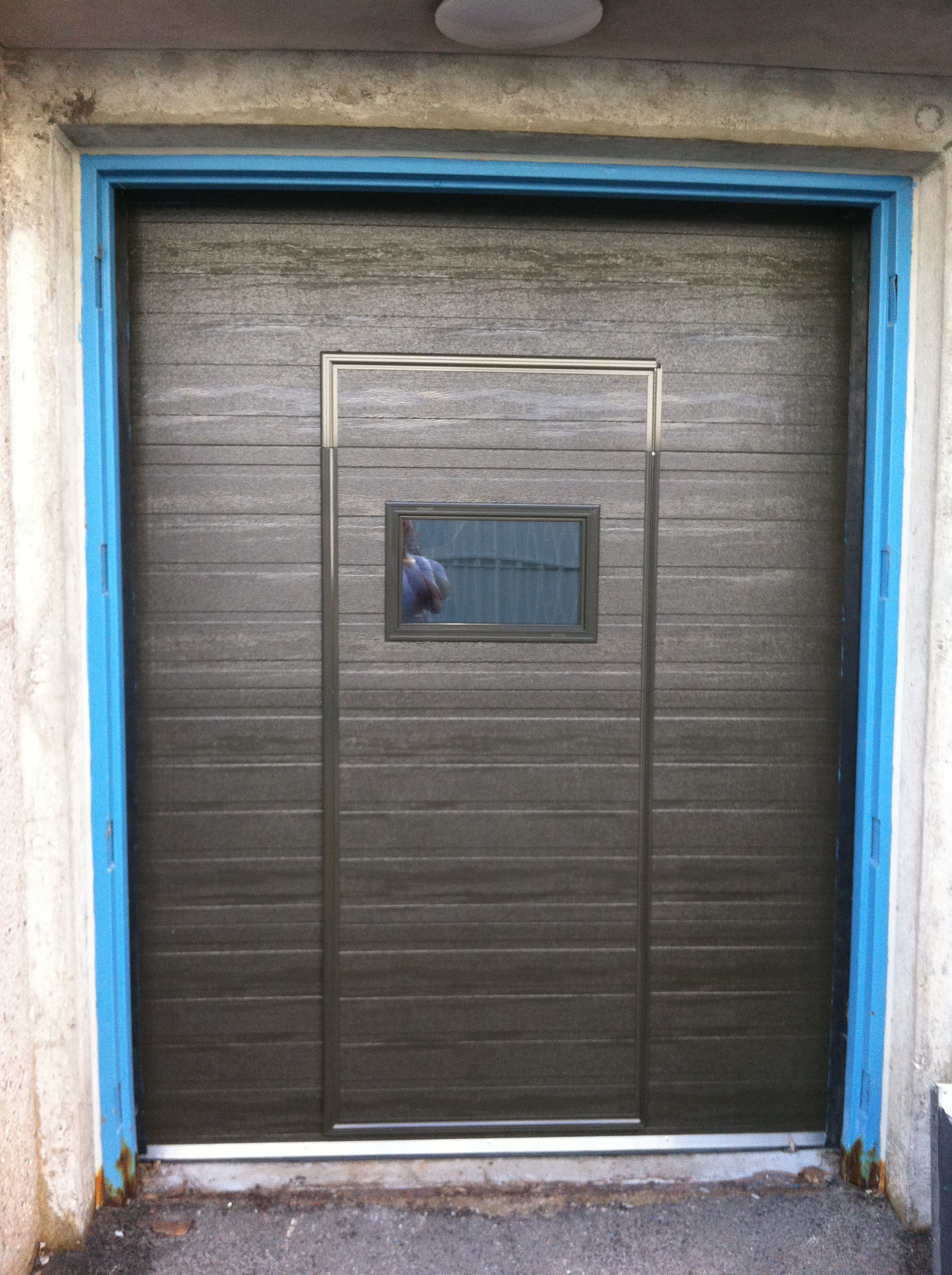 door cost garage anderson intallation project charlottesville lynchburg repair installation