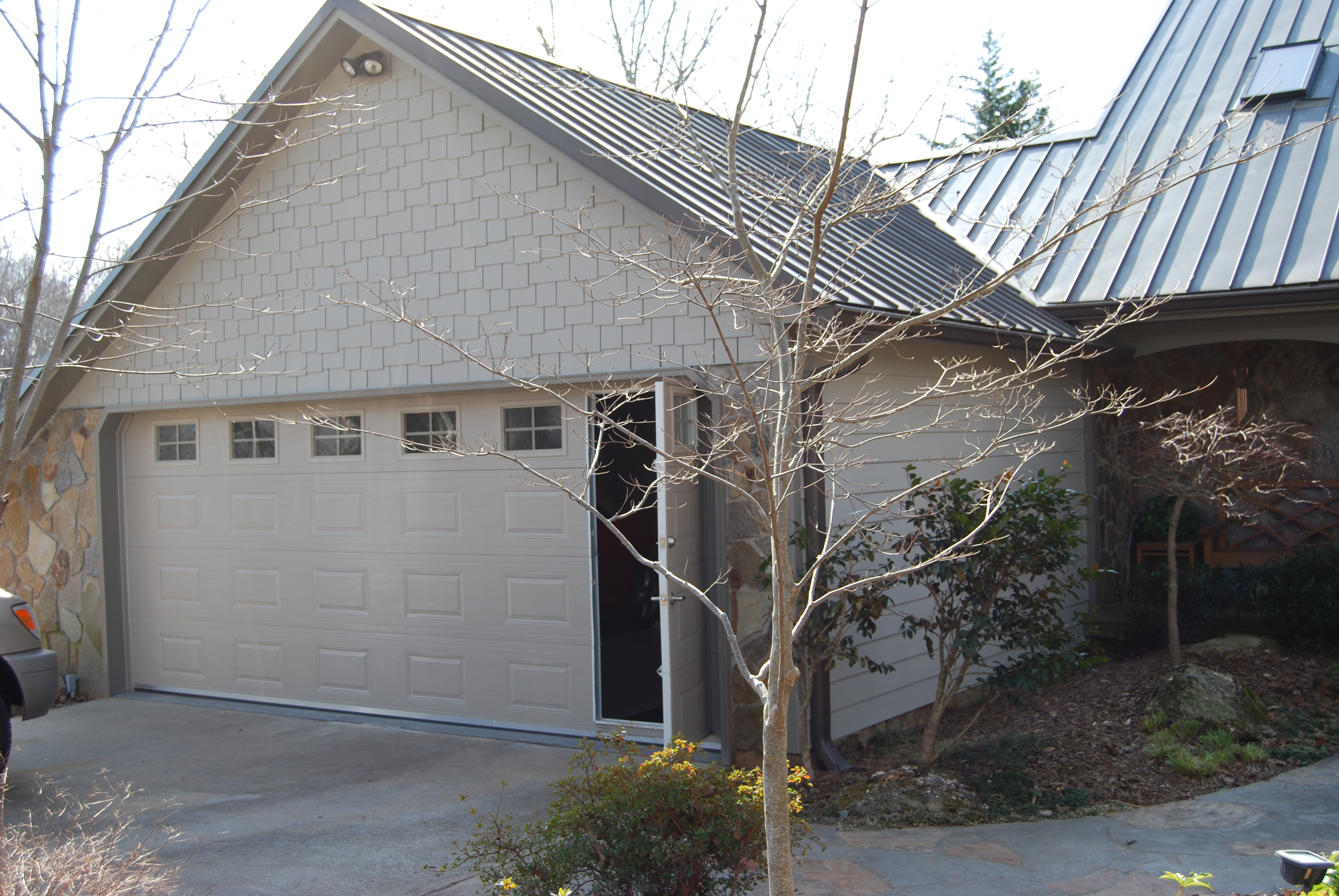 Residential Walk Through Garage Door Installation Amp Repair